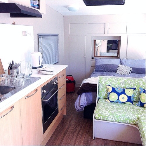 The stylist splash lifestyle interiors design colour and style blog Diy caravan interior design ideas